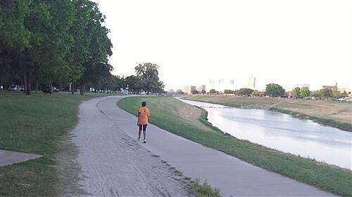 Fort Worth Branch (Trinity River Trails) Trinity Trails uptown