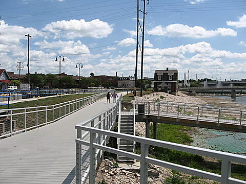 Fox River State Trail Voyager Park