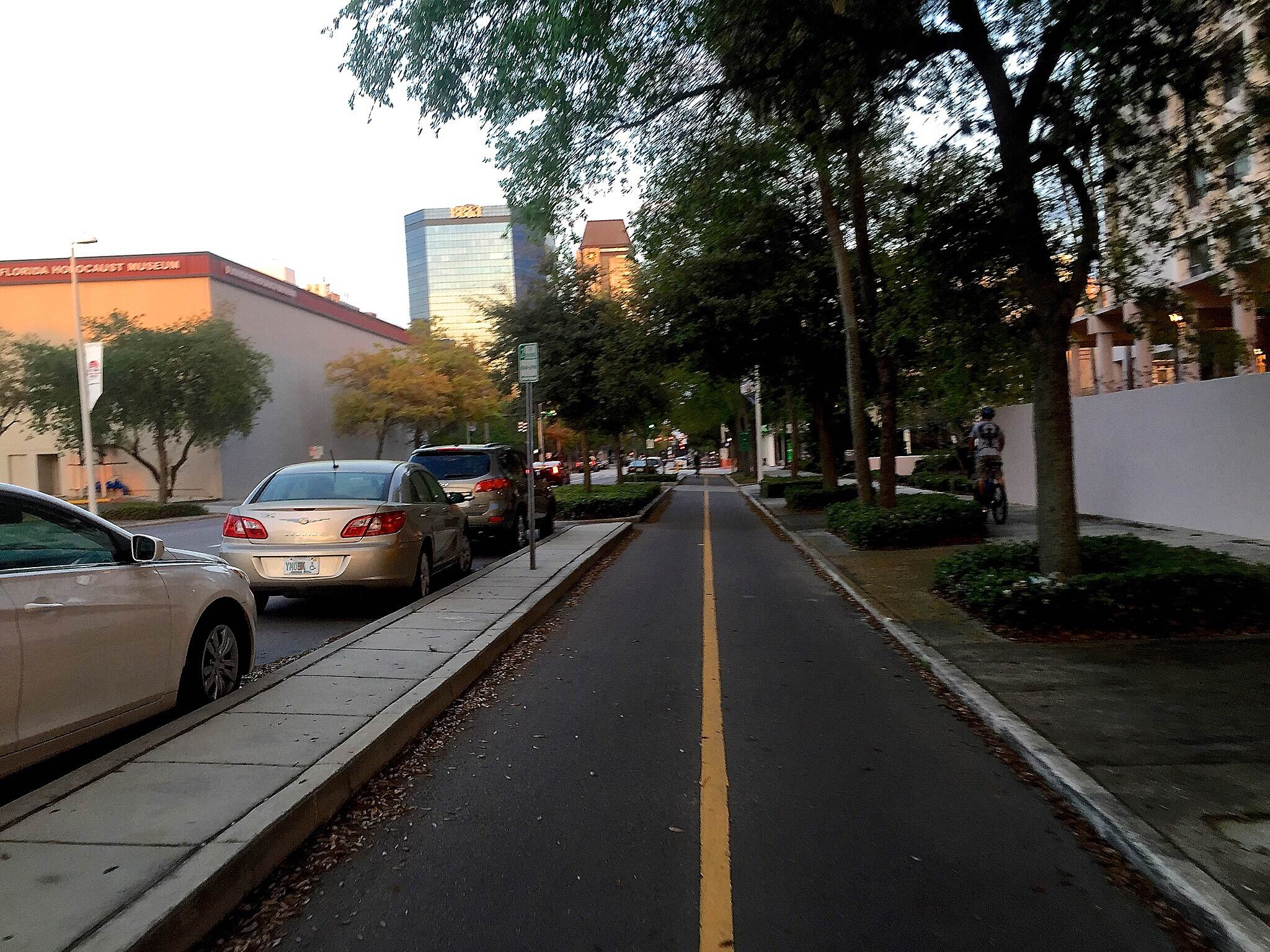 Fred Marquis Pinellas Trail Goes Through Downtown St. Pete http://youtu.be/h2ur1gxIz3s