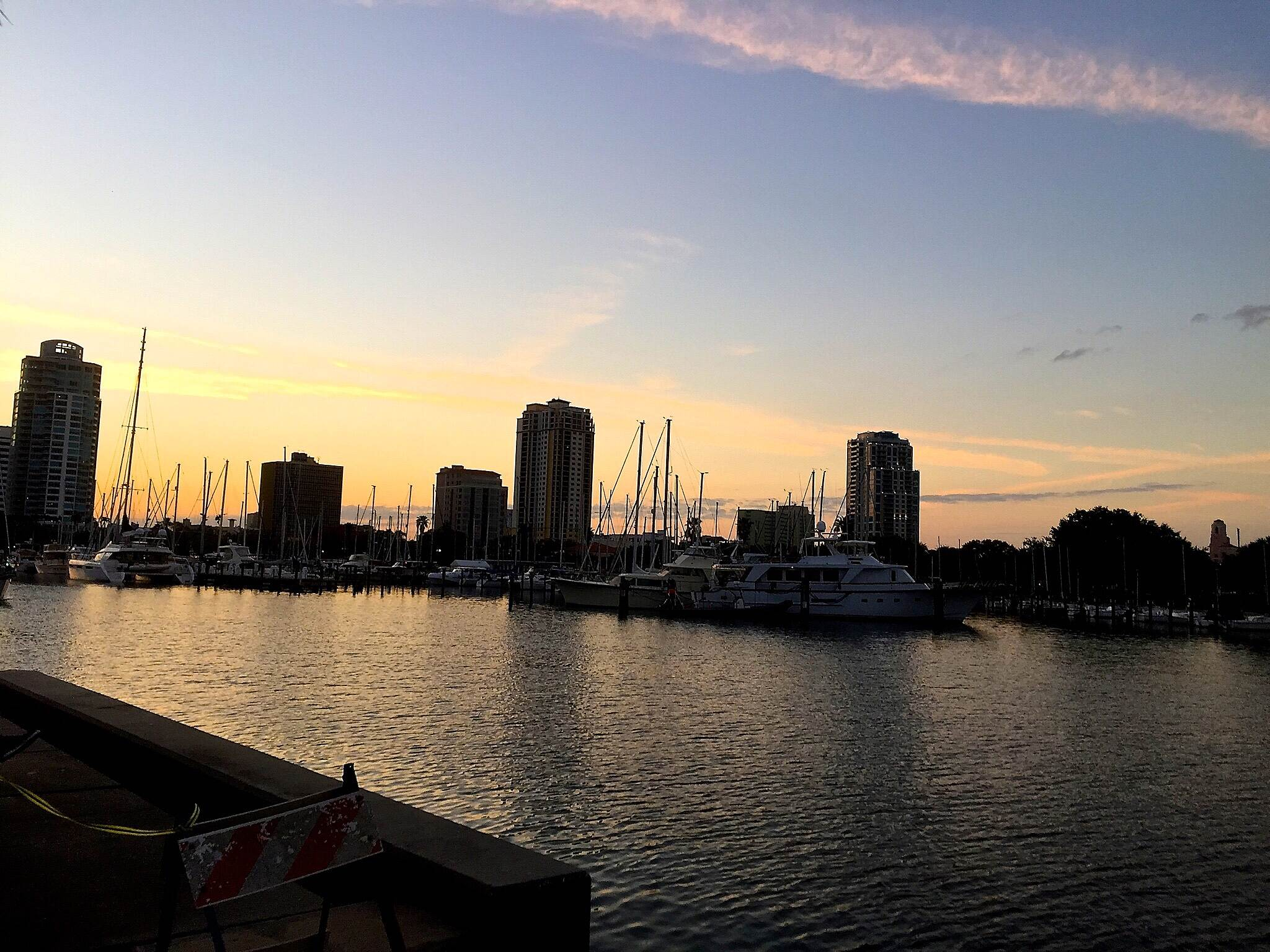 Fred Marquis Pinellas Trail Goes to water edge - Downtown St. Pete http://youtu.be/h2ur1gxIz3s