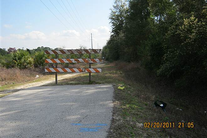 Fred Marquis Pinellas Trail   Trail ends abruptly after underpass north of TS.
