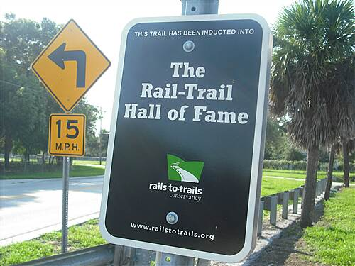 Fred Marquis Pinellas Trail   RTC Hall of Fame