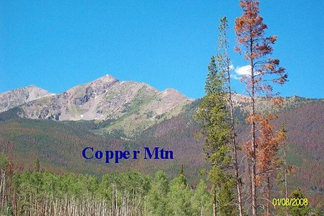 Frisco-Farmers Korner Recpath Copper Mtn