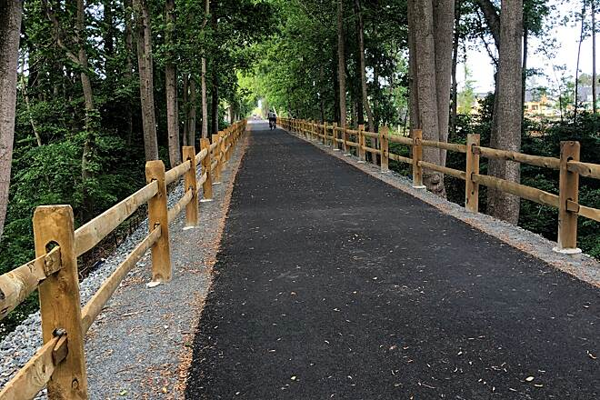Georgetown-Lewes Trail Georgetown to Lewes Trail New trail section opened June 2019