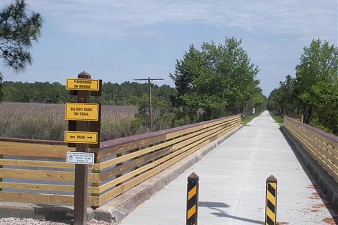 Georgia Coast Rail-Trail