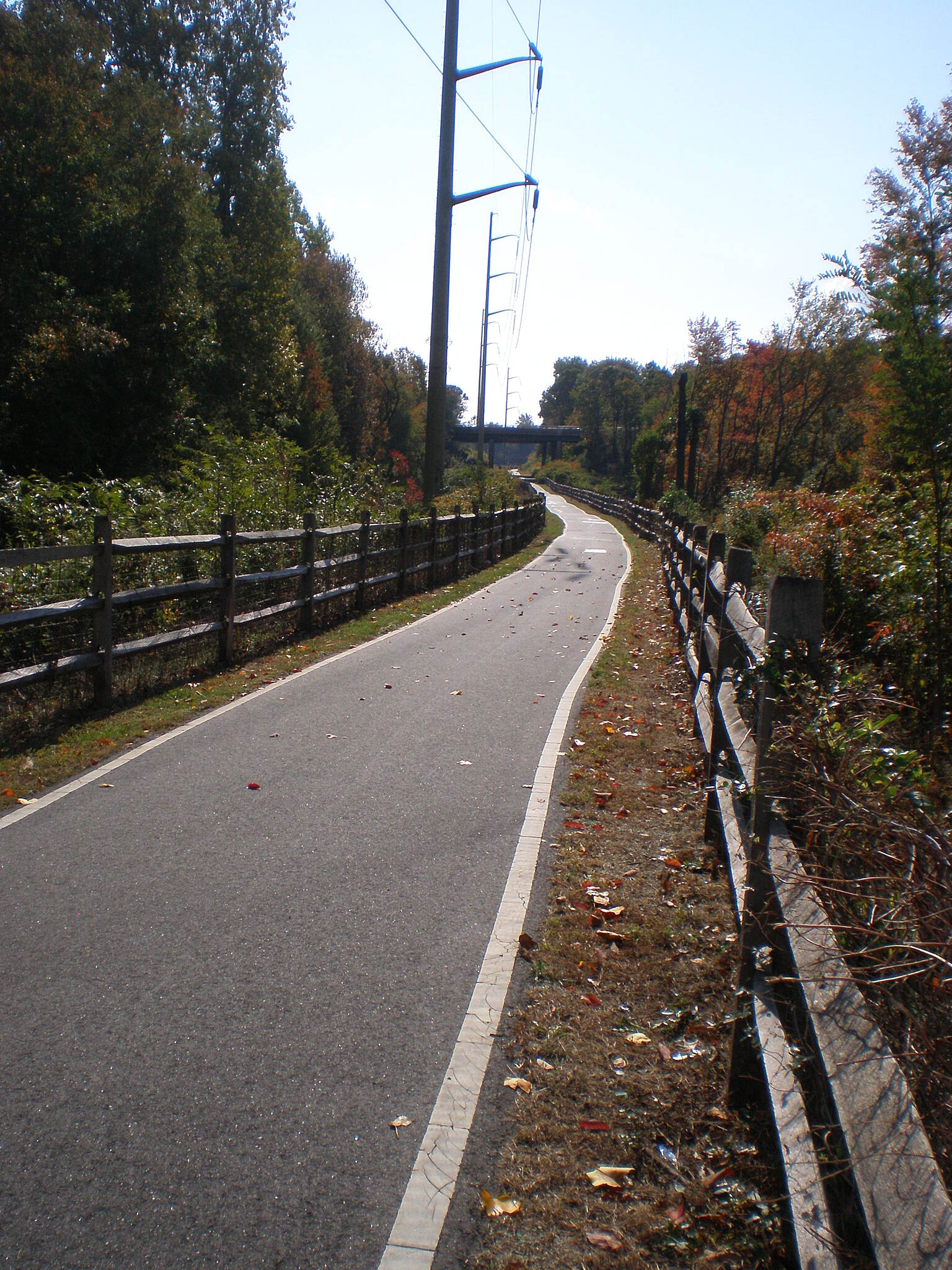 Gloucester Township Health and Fitness Trail (aka Blackwood Railroad Trail) Blackwood Railroad Trail