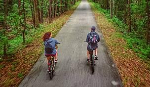 Marjorie Harris Carr Cross Florida Greenway (Santos Trailhead to CR ...