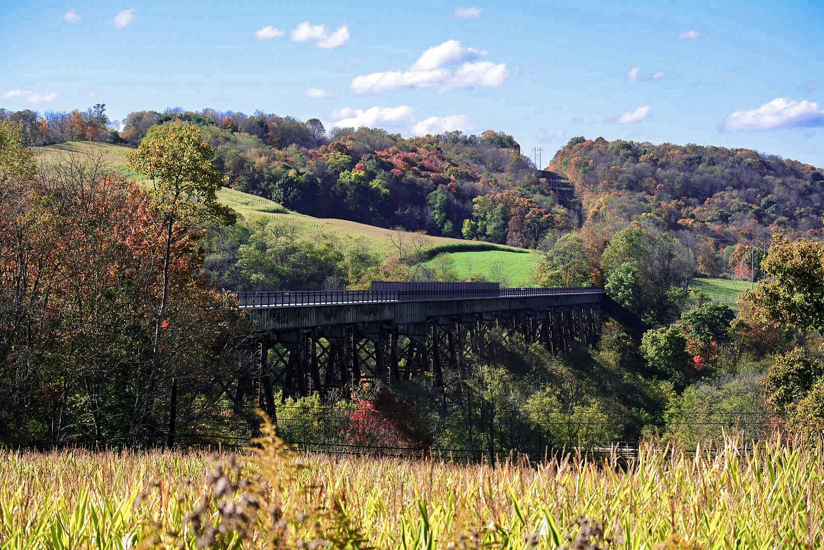 Great Allegheny Passage Great Allegheny Passage Photo by: Hilary Dunning