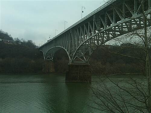 Great Allegheny Passage Homestead Grays Bridge enjoy the trail