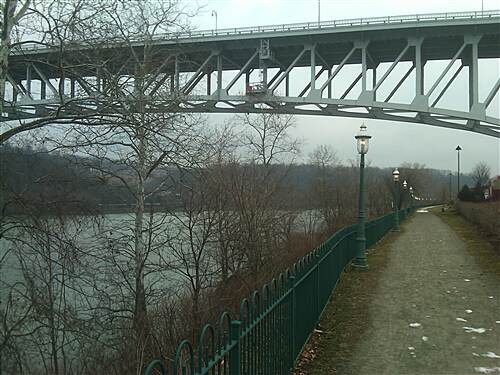 Great Allegheny Passage Grays Bridge Awesome