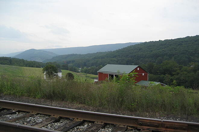 Great Allegheny Passage Frostburg to Cumberland