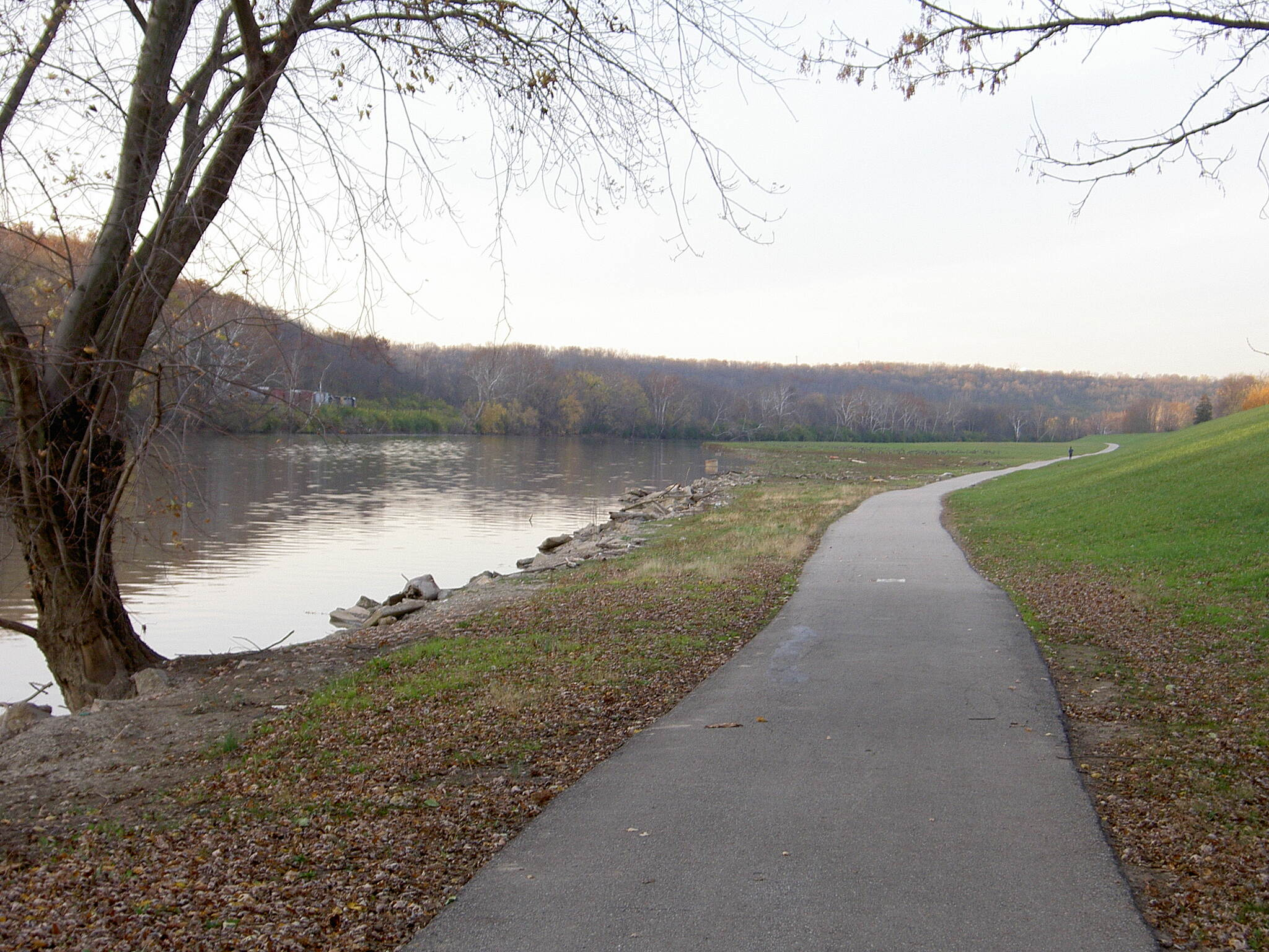 Great Miami River Trail Nov 2005