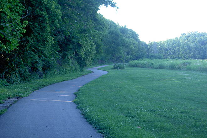 Great Miami River Trail Jul 2007