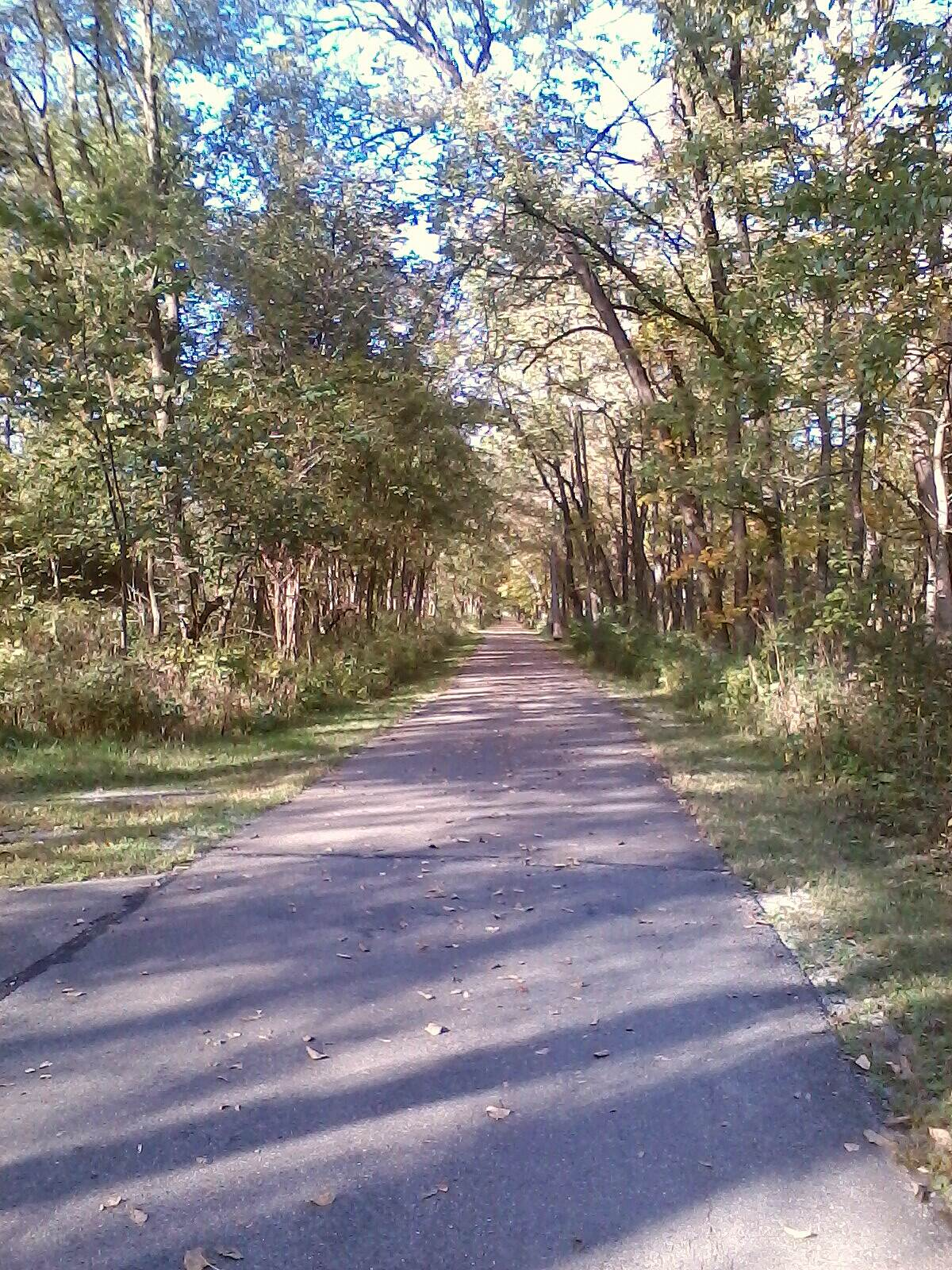 Great Miami River Trail Tipp City section