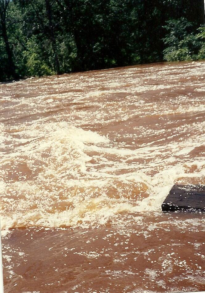 Great River State Trail Flood '93