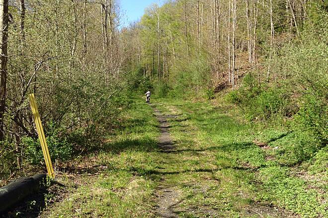 Great Valley Rail Trail Great Valley Rail Trail Photo submitted by TrailLink user braunsquared