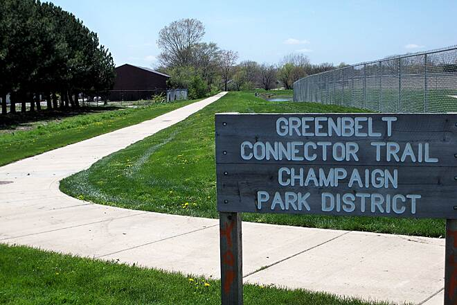 Greenbelt Bikeway Connector Trail
