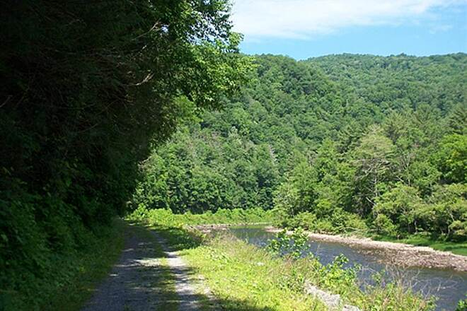 Greenbrier River Trail Greenbrier River Trail