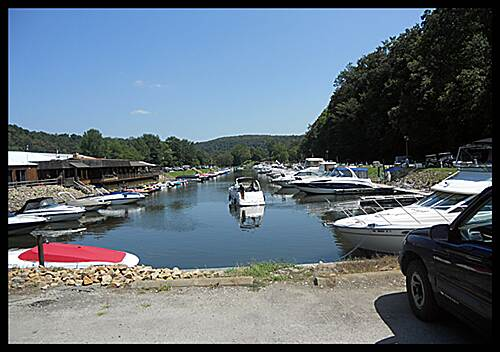 Greene River Trail Greene River Trail View of the Green Cove Yacht Club at the trailhead