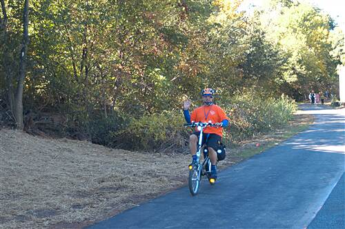 Greenville Health System Swamp Rabbit Trail