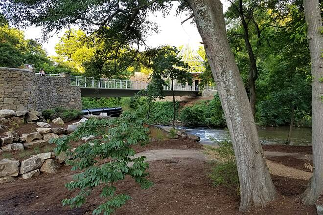 Greenville Health System Swamp Rabbit Trail | South Carolina Trails ...
