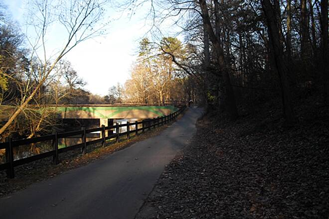 Greenville Health System Swamp Rabbit Trail | South Carolina