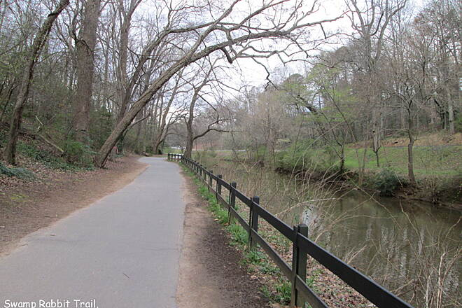 Greenville Health System Swamp Rabbit Trail Swamp Rabbit Trail, Greenville