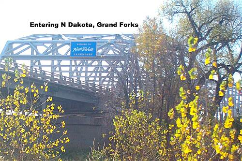 Greenway of Greater Grand Forks Grand Forks/E Grand Forks Bikeway Gateway Drive/ US-2 Into ND