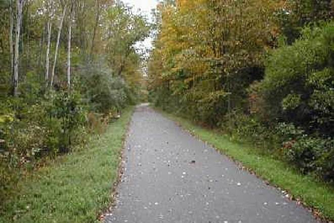 Harlem Valley Rail Trail A Well Maintained Trail Surface