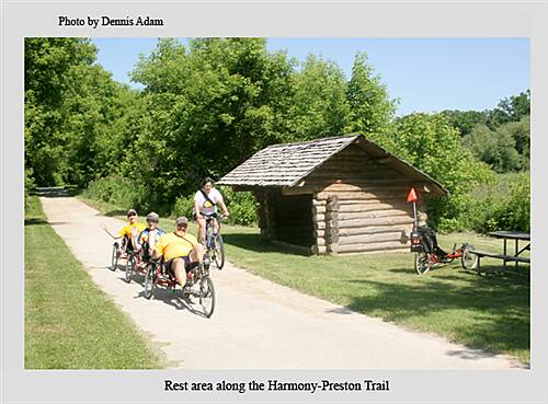 Harmony-Preston Valley State Trail