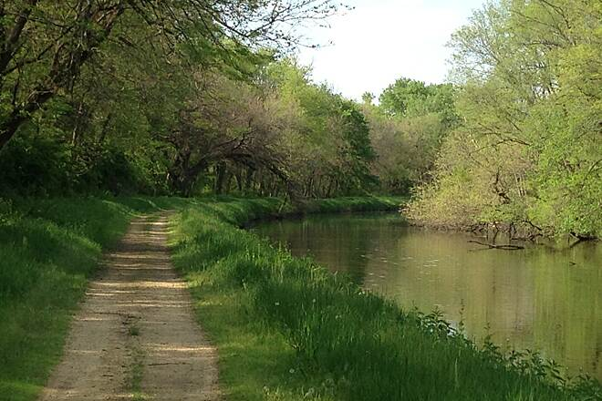 Hennepin Canal Parkway 7 miles south of Rock Falls