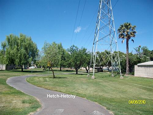 Hetch Hetchy Trail Hetch - Hetchy Greenway