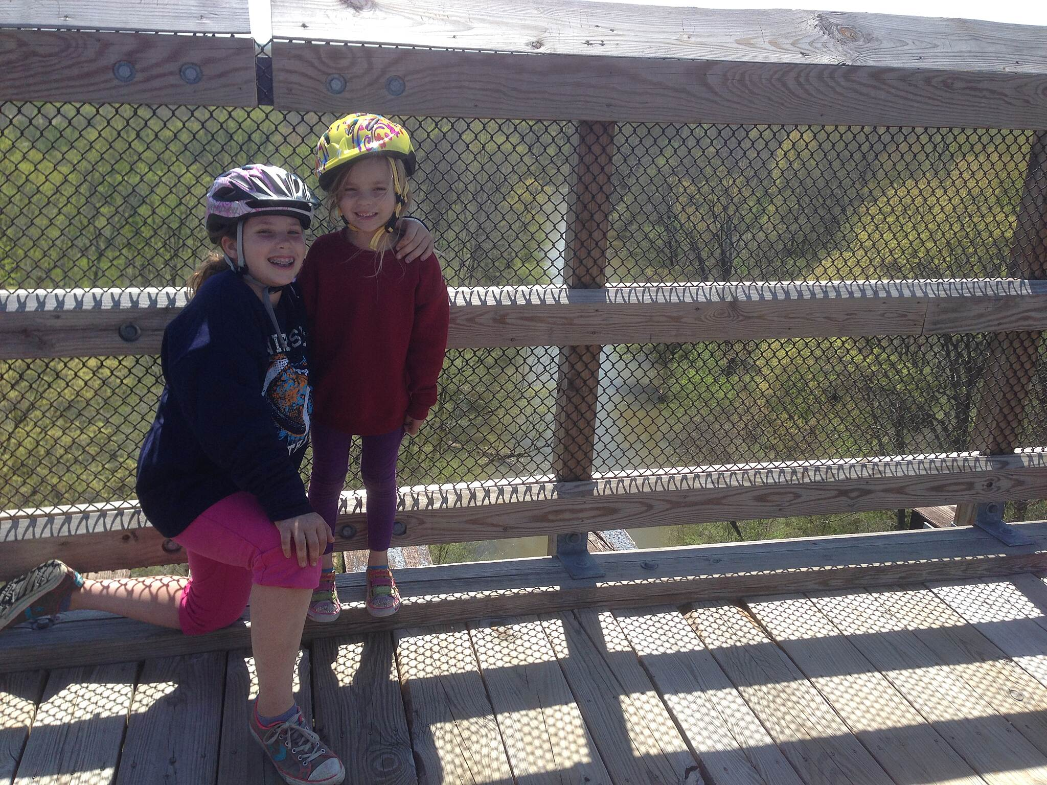 High Bridge Trail 2014 Great ride....