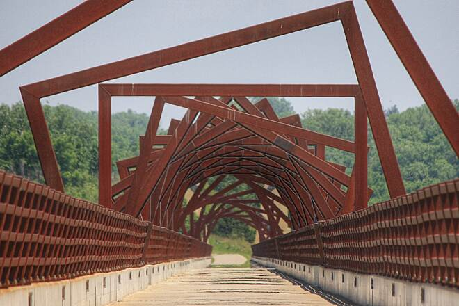 High Trestle Trail High Trestle Trail Beautiful design!