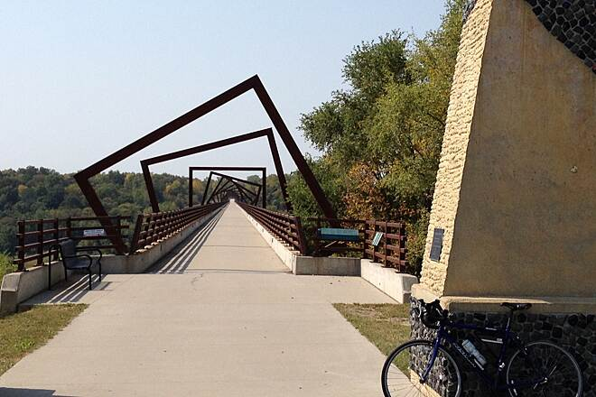 High Trestle Trail High Trestle Trail Keith Danielson