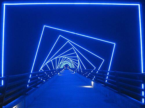 High Trestle Trail High Trestle Bridge