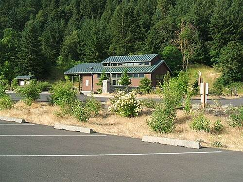 Historic Columbia River Highway State Trail Mark Hatfield Visitor Center Mark Hatfield West TH & Visitor Center
