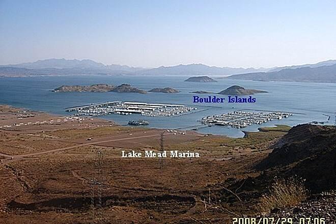 Boulder Islands Lake Mead