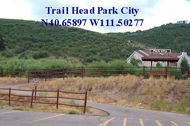 Historic Union Pacific Rail Trail State Park Park City Trail Head