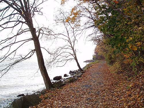 Hook Mountain/Nyack Beach Bikeway