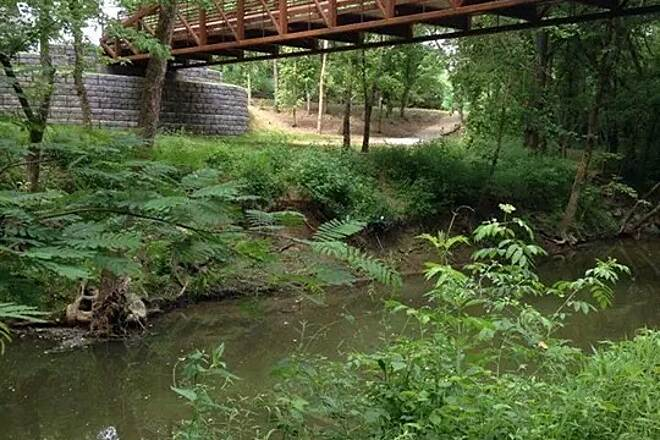 Hopkinsville Rail Trail Rail-trail bridge Photos courtesy of Hopkinsville Parks and Recreation