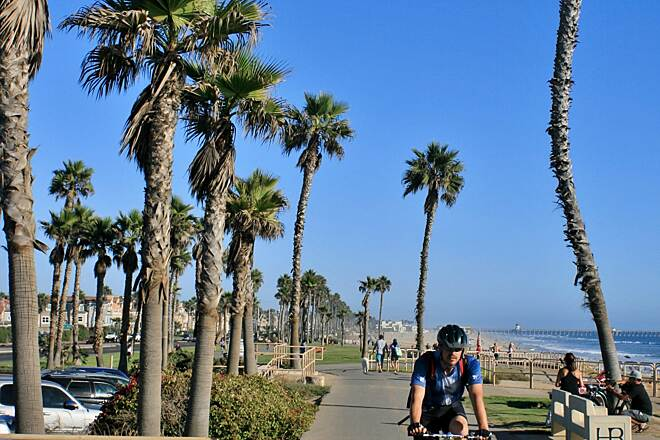 Huntington Beach Bicycle Trail Photos Submit Photo Previous