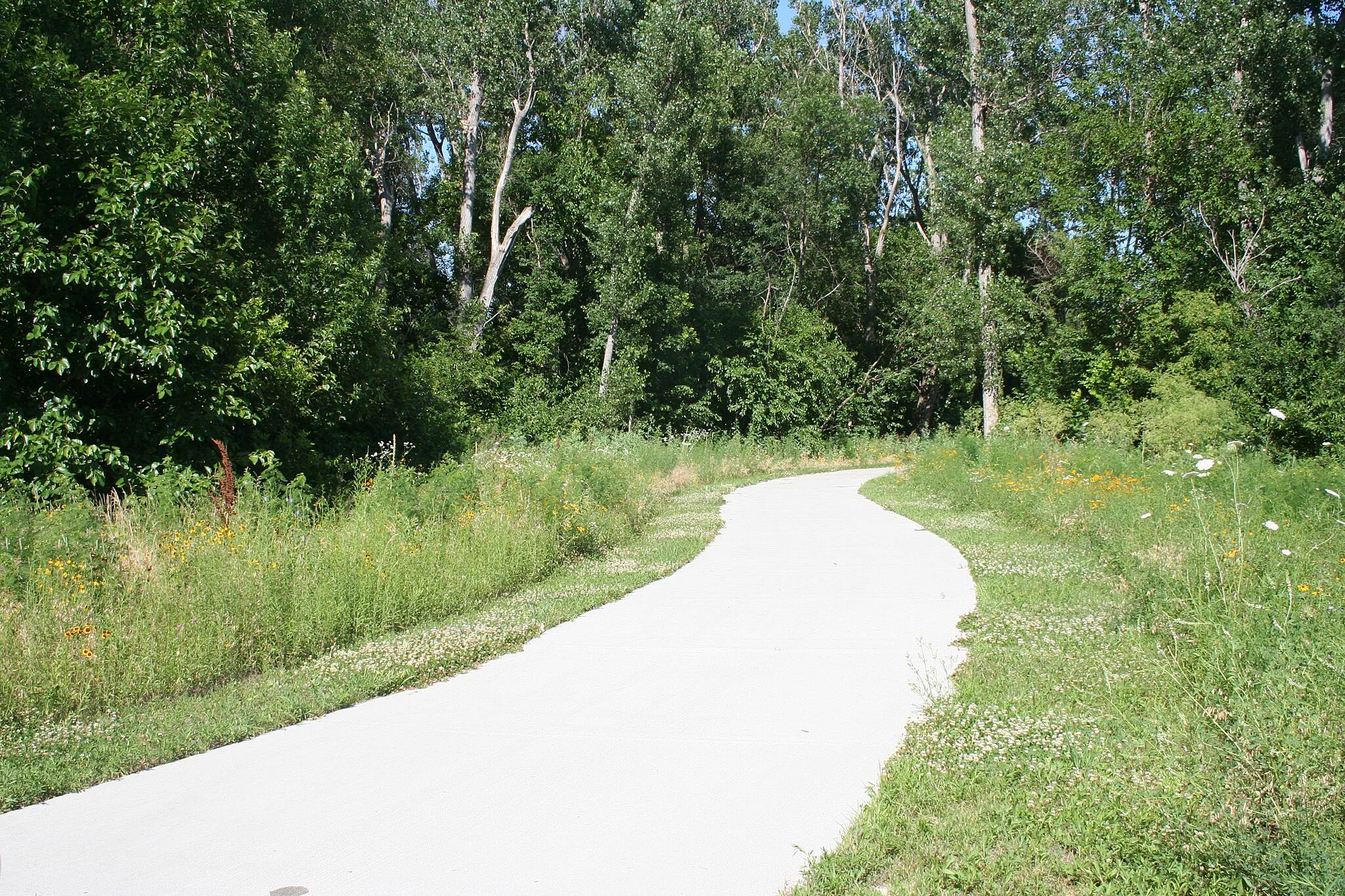 Indian Creek Trail (IA) Indian Creek Trail Photo provided by Sarah Williams.
