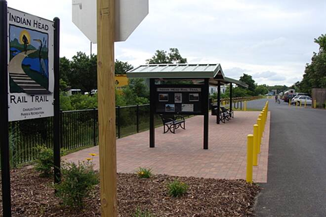 Indian Head Rail Trail Indian Head Rail Trail White Plains Parking Area at Trail head