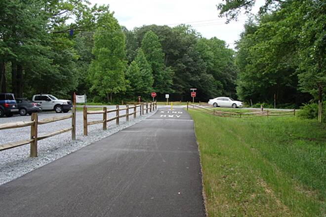 Indian Head Rail Trail Indian Head Rail Trail Middletown Rd. Parking area