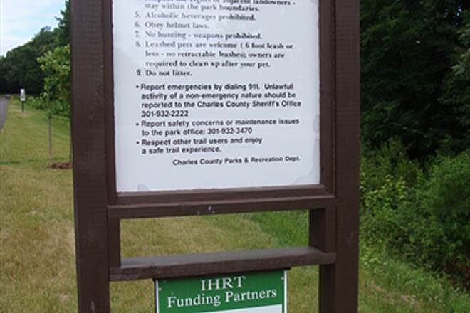 Indian Head Rail Trail Indian Head Rail Trail - Rules Rules of the Trail
