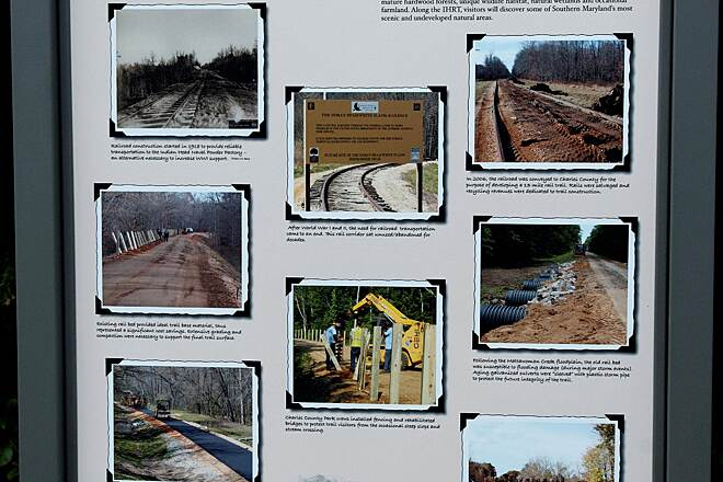 Indian Head Rail Trail The Story  Indian Head Rail Trail History Explained