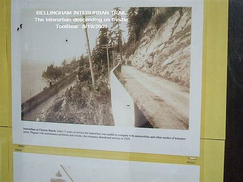 Interurban Trail (Bellingham) Bellingham Interurban Trail The railroad that went to sea...