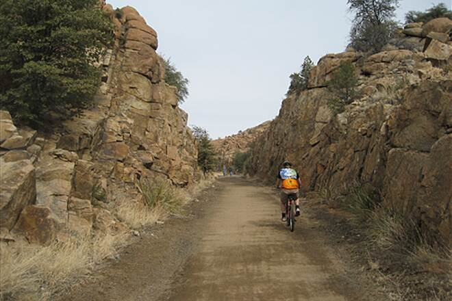Iron King Trail (Prescott to Prescott Valley)