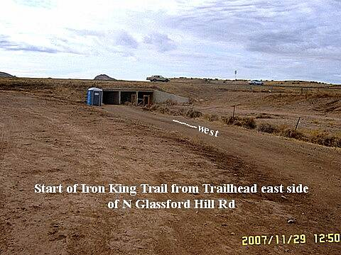 Iron King Trail